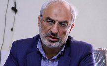 """زاهدی: تحریم """"ظریف"""" زبان قاطع و منطقی ایران را خاموش نمیکند"""