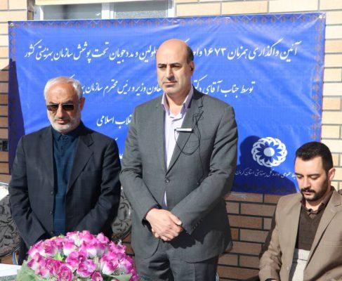 111 واحد مسکونی همزمان با سراسر کشور در استان کرمان واگذار شد