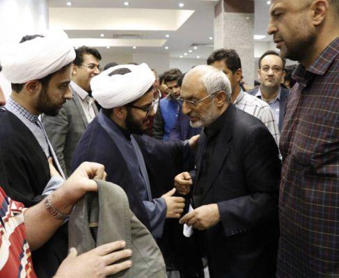 دیدار جمعی از جانبازان ۷۰ درصد و زرندی ها مقیم کرمان  یکشنبه ۲۷ بهمن ماه ۹۸