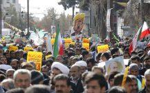 راهپیمایی باشکوه و عظیم ۲۲بهمن بمناسبت چهل و یکمین سالگرد پیروزی انقلاب اسلامی