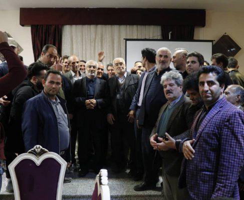 اعلام حمایت آذری های مقیم کرمان از پروفسور محمدمهدی زاهدی