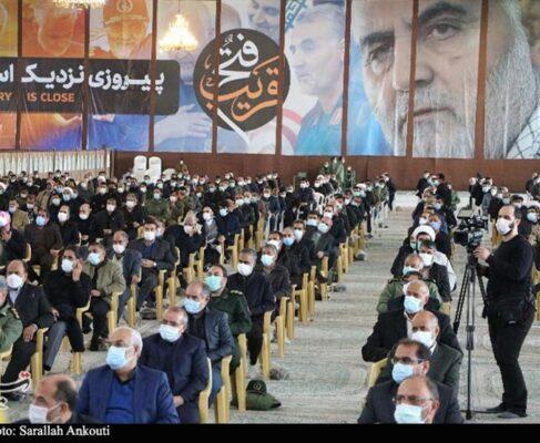 اجلاسیه نهایی مراسم نخستین سالگرد شهادت شهید سلیمانی در کرمان به روایت تصویر