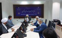 تشریح نشست با نوبخت رییس سازمان برنامه و بودجه برای جمع بندی پروژه خط انتقال آب شرب به کرمان
