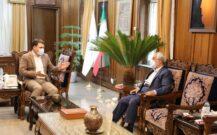 پیگیری مشکل آب شرب کرمان در سطح وزارت نیرو